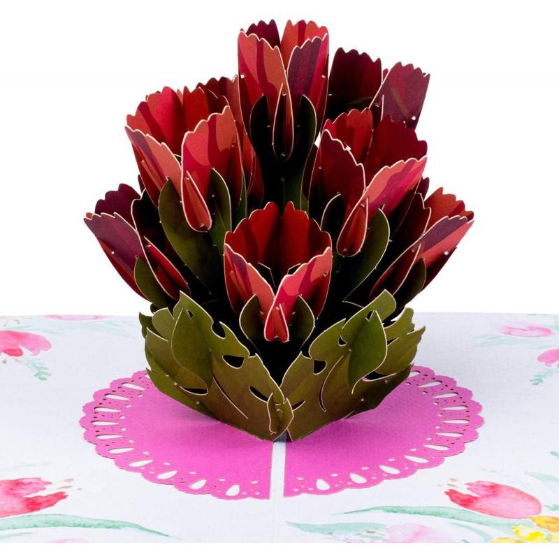 Tulip Bouquet Pop Up...