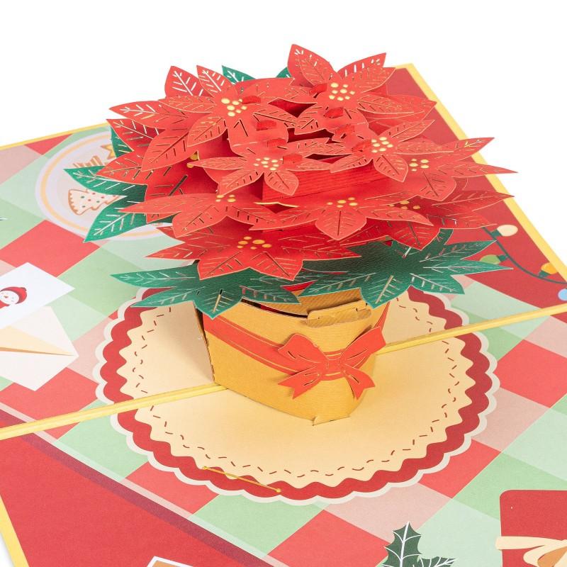 Poinsettia Christmas...