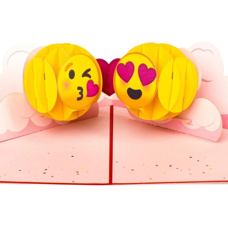 Emoji Love Valentines Pop...