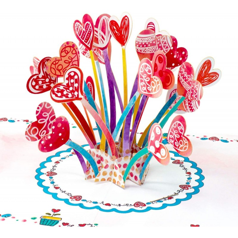 Hearts Explosion Val...
