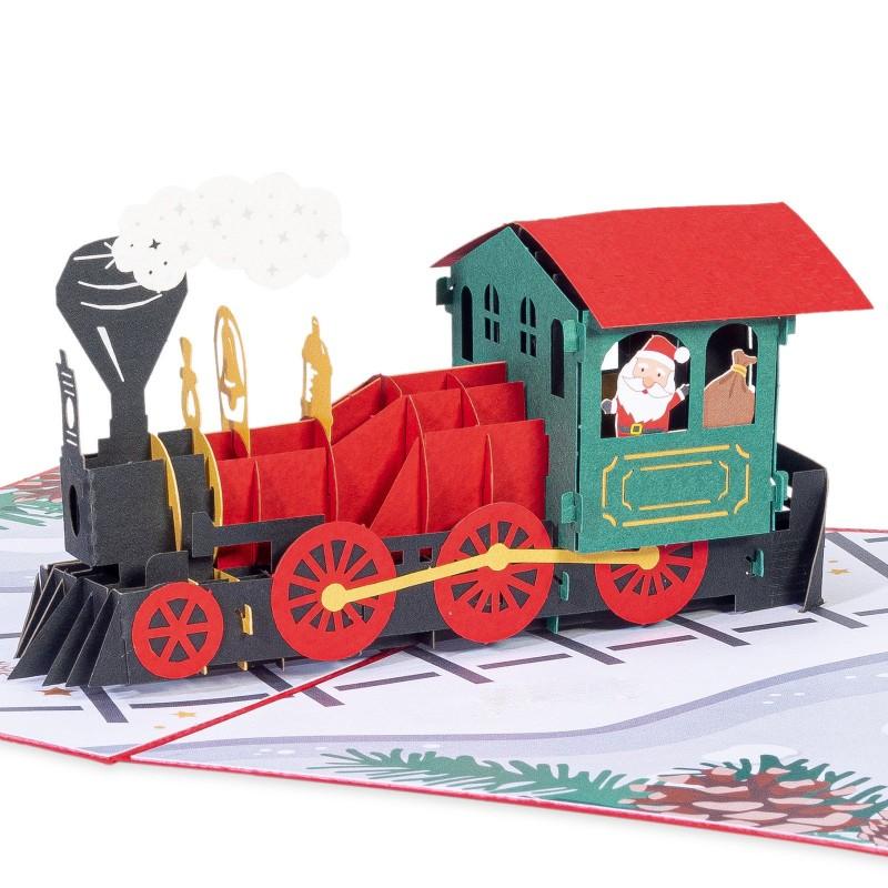Christmas Train Pop ...