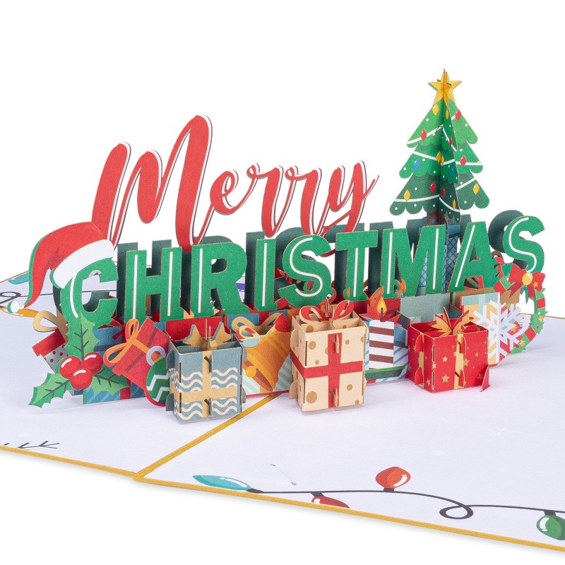 Merry Christmas Pop ...