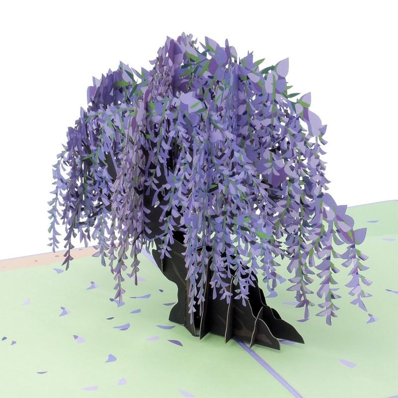 Wisteria Tree Pop Up...