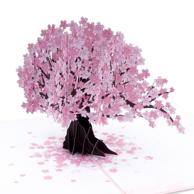 Cherry Blossom Pop Up Car...